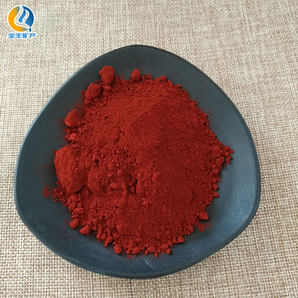 Dry paint pigments Iron Oxide Red for <strong>coating</strong>