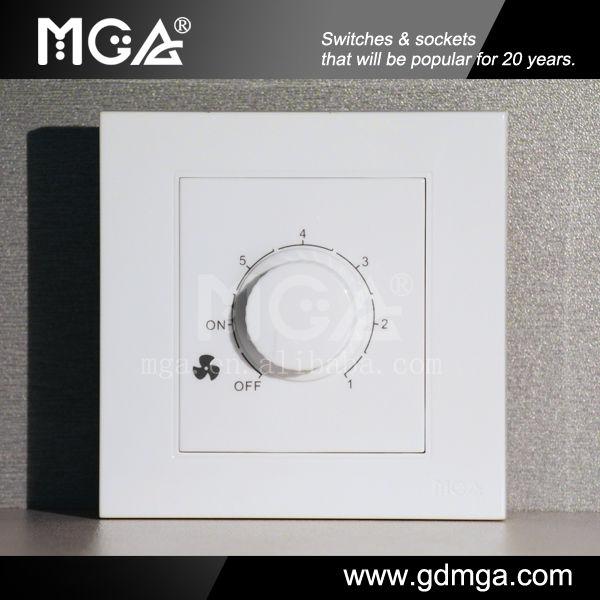 5-3 Speed Rotary Fan Switch & Wiring Ceiling Fan Switch & Variable ...
