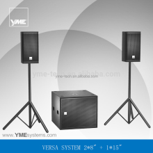 Versa Sys 1 Active Satellite coaxial PA portable speaker system