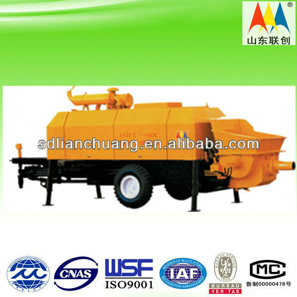 High Quality!!! mini Concrete Pump part HBT60 for sale