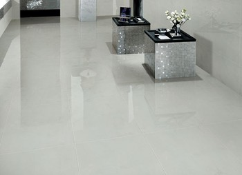 Sunnda Light Gray Porcelain Spanish Floor Tile Polished Tiles