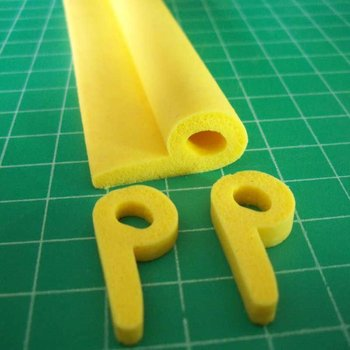 silicone edging strip