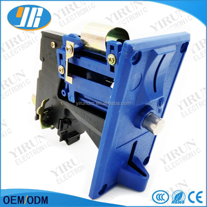 Mechanical coin acceptor for vending machines coin mechanism for vending  machine