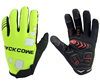 2017 OEM spring autumn full fingers cycle gloves gel