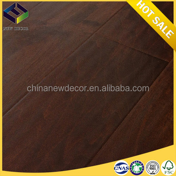 12mm Hdf Handscraped V Groove Parquet Laminate Wood Flooring Buy