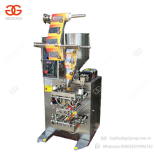Tamarind Paste Packing Machine Paste Filling Machine With Mixing Hopper