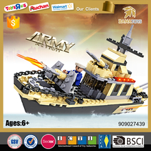 Top sale building block puzzle design 3d puzzle diy toy