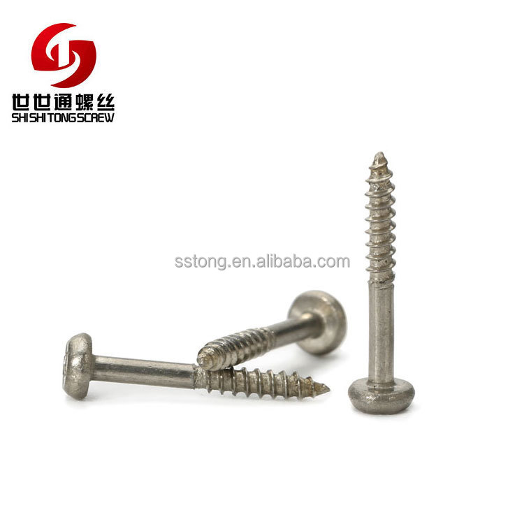 Middle Carbon Steel Material and Color Zinc Plated Color Torx Screw