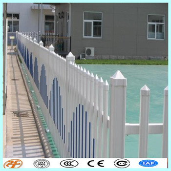 Decorative Plastic Barrier Garden Fence With Pvc Coated Buy