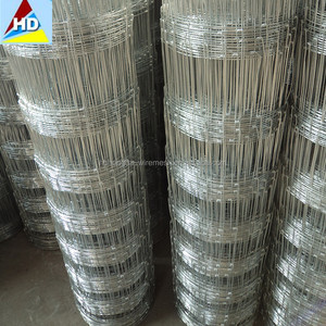 Galvanized iron wire livestock cattle fence