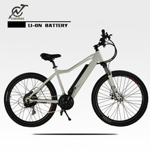 Electric Mountain Bike 500w with 27.5 Inch Wheel, Large Capacity Lithium-Ion Battery