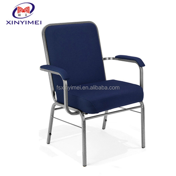 Wholesale Cheap Used Church Chairs With Armrest