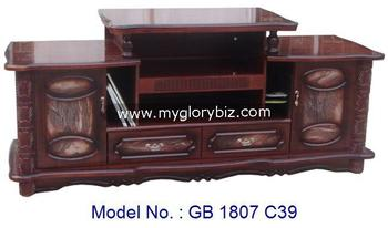 Incroyable Antique Wooden TV Stand In MDF Living Room Furniture, Antique Tv Cabinet,  Living Room