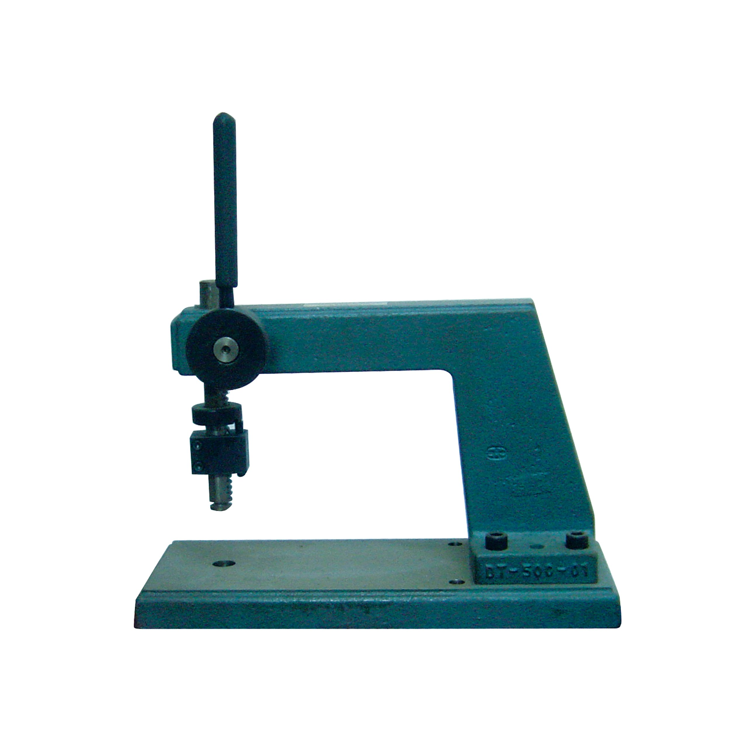 """HHIP 8600-0138 Deep Throat Lever Arbor Press, .25 ton Capacity, 12"""" Length x 5"""" Width Base, 7.6"""" Height (Pack of 1)"""