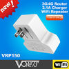 2014 VONETS 300Mbps zte 3g wireless router made in China