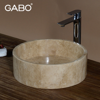 Classic design bathroom quartz sink for sale