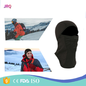 Wholesale Winter Warm Full Face Black Balaclava face mask For Windproof Ski