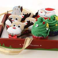 Lovely cake towel christmas gifts