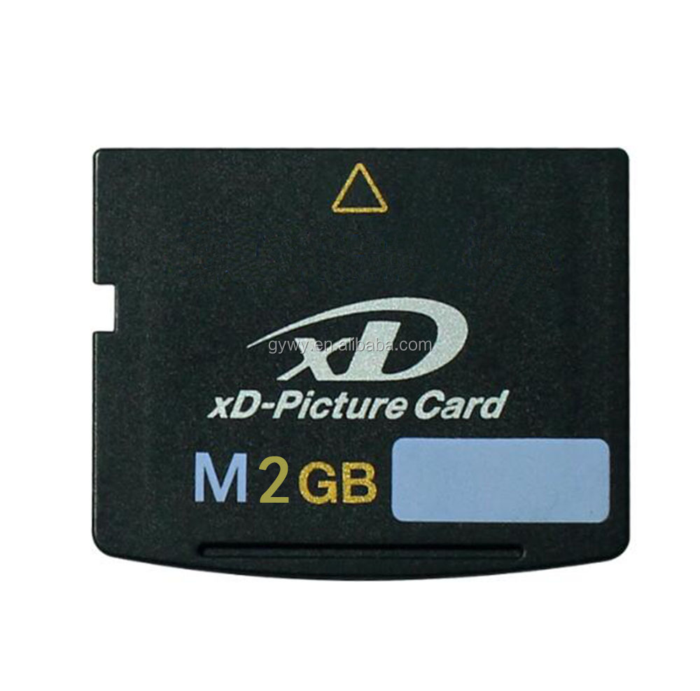Original picture card camera card 2GB XD memory card