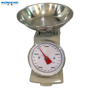 Spring 2kg 3kg Food Digital Mechanical Kitchen Gold Weighing Scale Kitchen