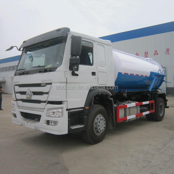 8m3 howo camions aspirateurs howo neato camion vendre camion d 39 aspiration des eaux us es id. Black Bedroom Furniture Sets. Home Design Ideas