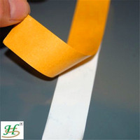 High initial tack double side pvc tape for electrical insulation