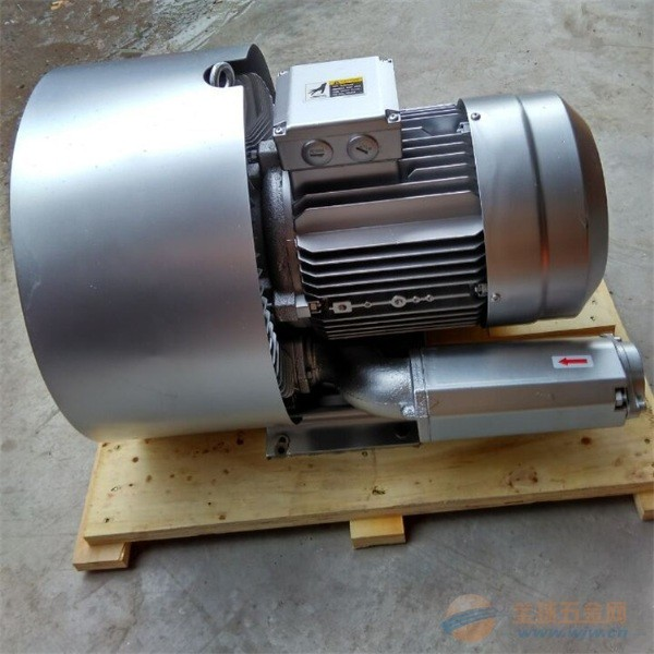 Super High Pressure Small Blowers : Super september ouguan ld series kw double stage high