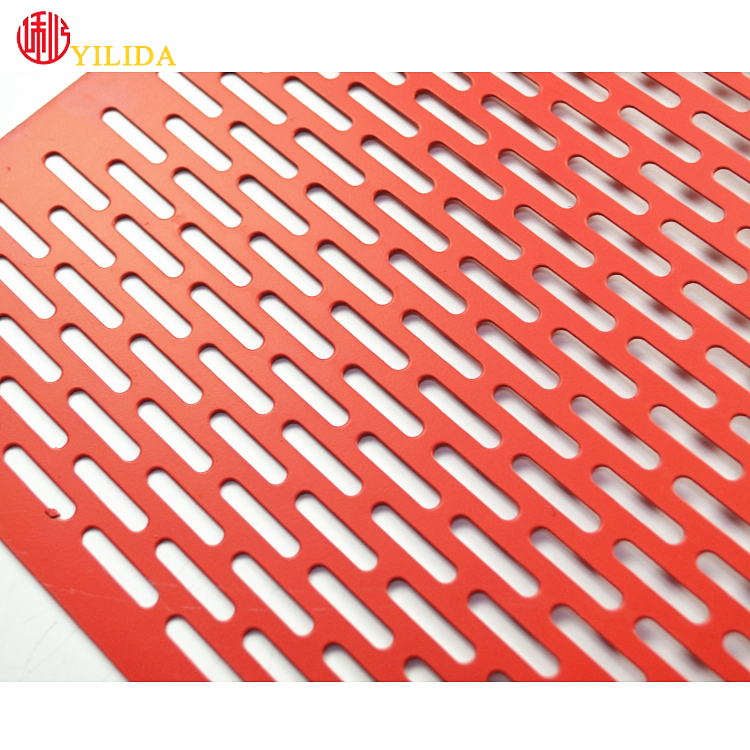 Professional Aluminum Alloy perforated screen material customized with great price
