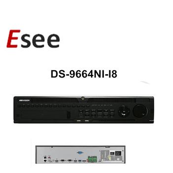 Ds-9664ni-i8 Embedded 4k Nvr Hikvision Security Nvr 64ch Super Nvr - Buy  Ds-9664ni-i8,Hikvision Security,64ch Product on Alibaba com