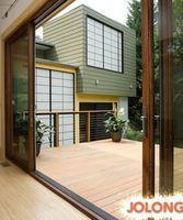 AS2047 CSA NAMI WDMA 100/150/200 Series Australian Standards Aluminum SLIDING GLASS DOOR With German Hardware