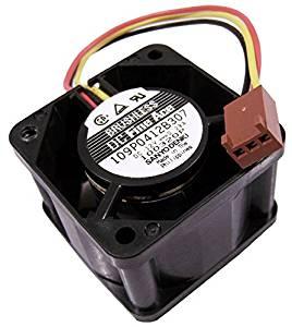 Sanyo 12V 028A 40x28mm 3-wire Fan 109P0412B307