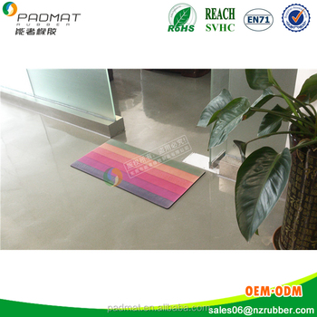 High Quality Custom Entrance Logo Carpet Floor mat