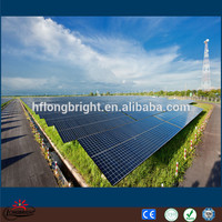 High quality machine grade hybrid wind solar system for home with Best price