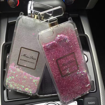 new arrival 9c09a eb4c6 Liquid Quicksand Glitter Perfume Bottle Case For Iphone 7/7 Plus - Buy  Glitter Perfume Bottle Case For Iphone 7,Liquid Glitter Perfume Bottle Case  For ...