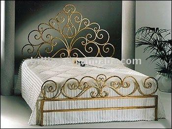 Schmiedeeisen Betten Buy Schmiedeeisen Betten Konigin Eisen Bett