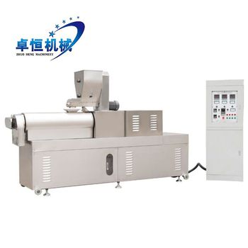 High Efficiency Breadcrumbs Production Line Machine