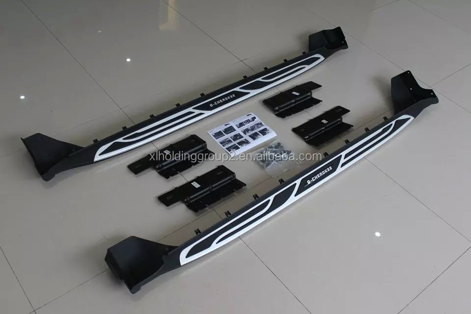 high quality of side steps for jeep grand cherokee 2012