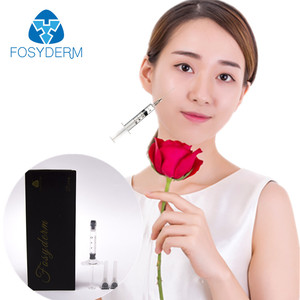 Fosyderm HA Filler Cross-Linked Injectable Dermal Filler Hyaluronic Acid for Face