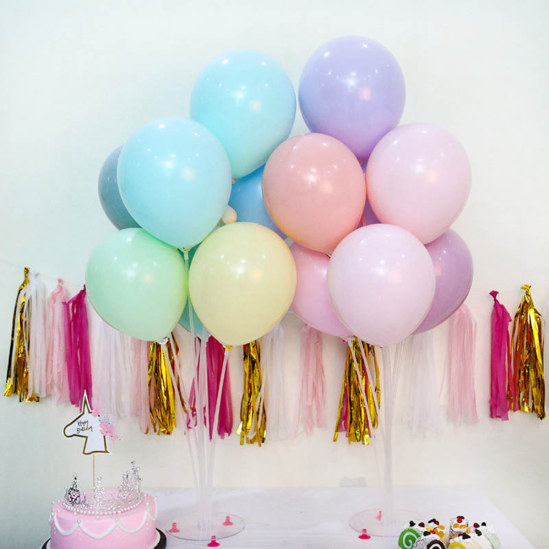 Hot Selling Cheap Price ABS Plastic Air Blower Latex Balloon Pump For Event Party Supplies