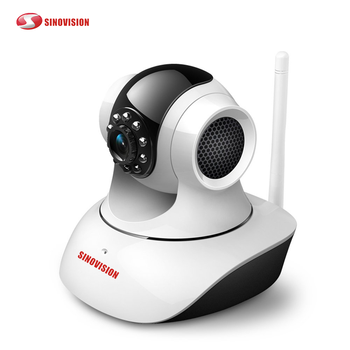 Sinovision Two Way Audio Smart Home Mobile App Control Baby Monitor Robot  Wireless Pt Ip Camera - Buy Wireless Ip Camera,Ip Cctv Camera,Smart Home