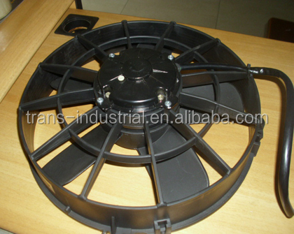 Cooling fan Spare parts 923764.0163container reach stacker Sany Kalmar Terex Fantuzzi