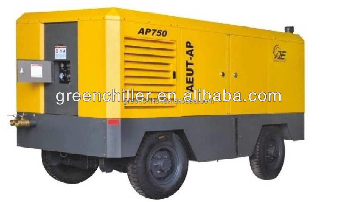 High Pressure Electric Portable Air Compressor With CE Certificated
