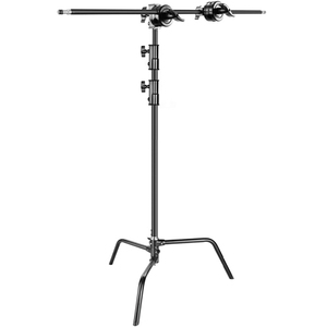 Pro heavy duty Studio Centry C Stand Detachable Light C-stand +gobo Arm+line Resizer For Flash Strobe Flag Reflector