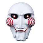 halloween TV & Movie Character mask Jigsaw Killer mask resin crafts decorations