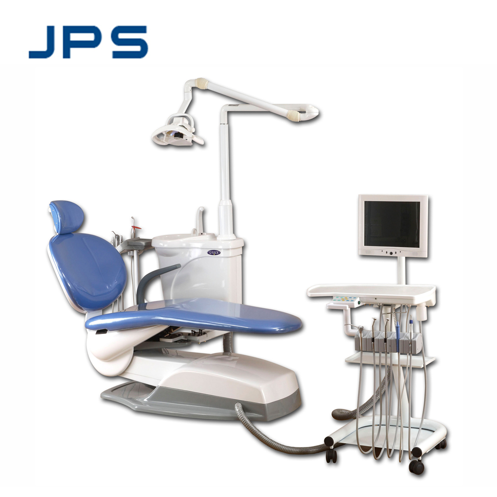 High Quality Dental Units China with Mobile Cart JPS 3168M