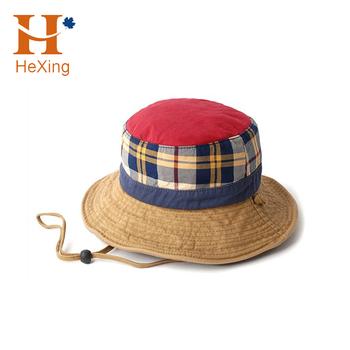 1000fb6e70a wholesale custom blank cotton wide brim cheap terry towel cypress hill  plain fishing bucket hat cap