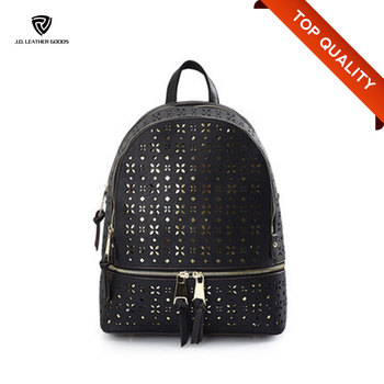 Hollow Elastic Polo Classic Colorful Backpacks Tactical Knapsack Backpack  School Bag 32bea03256459