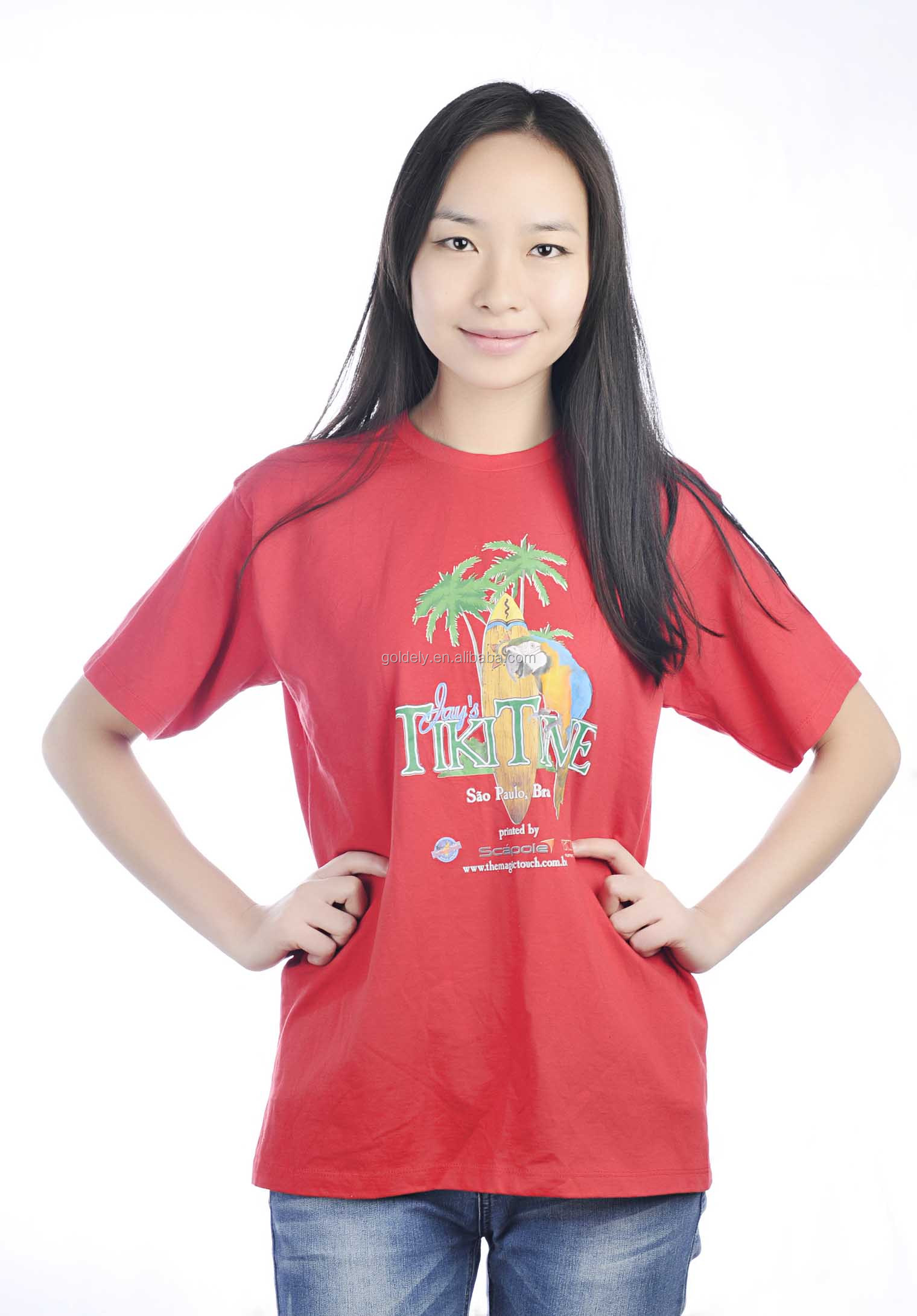 Cheap Bulk Wenzhou T Shirt Factory