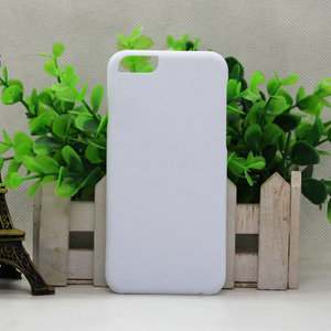 Custom Hard polycarbonate Plastic PC mobile Case, 3D plain sublimation blank phone case for iphone 7/8/x