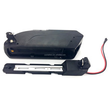 48V 11.6Ah tiger shark rechargeable li-ion electric bike battery with dolphin case and bms protection